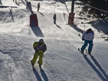 Luis Goñi Luchando contra el viento