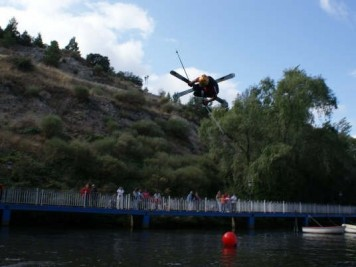 Luis Goñi WaterJump