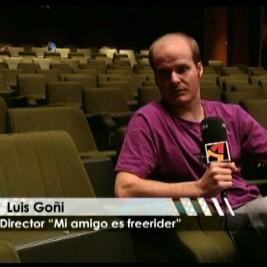 Luis Goñi Aragon TV