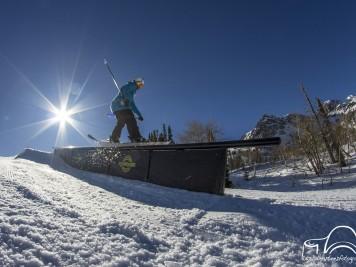 Rail Snowbasin