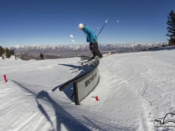 Rail Snowbasin Luis Goñi