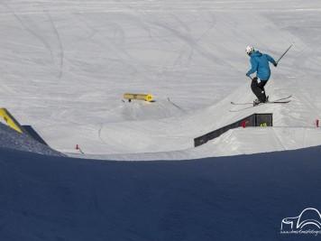 Box Snowbasin Luis Goñi