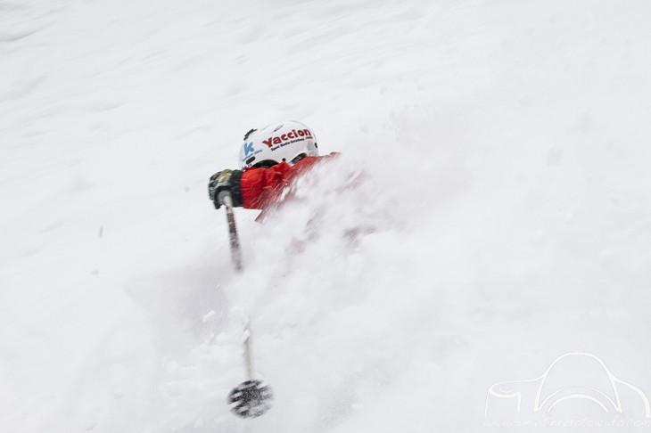 Luis Goñi snowbasin