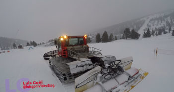 Luis Goñi Snowpark port aine
