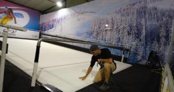 Ski sin limites Luis Goñi videoblog