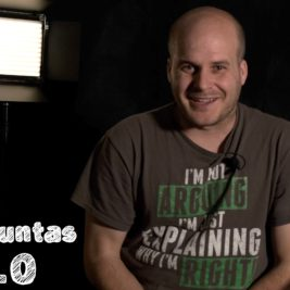 Luis Goñi Videoblog ski